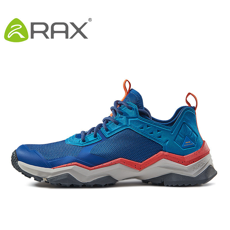 RAX2017 spring and summer new hiking shoes men breathable foot shoes women outdoor shoes wear shoes climbing shoes male shockpro rax women shoes women casual shoes spring and summer breathable damping outdoor shoes b2572