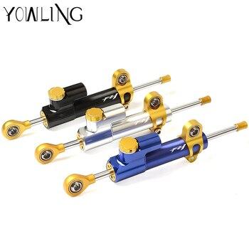 For Yamaha FZ1 FAZER Steering Damper Stabilizer Mounting Holder Kit 08 2009 2010 2011 2012 2013 2014 2015 Motorbike Accessories