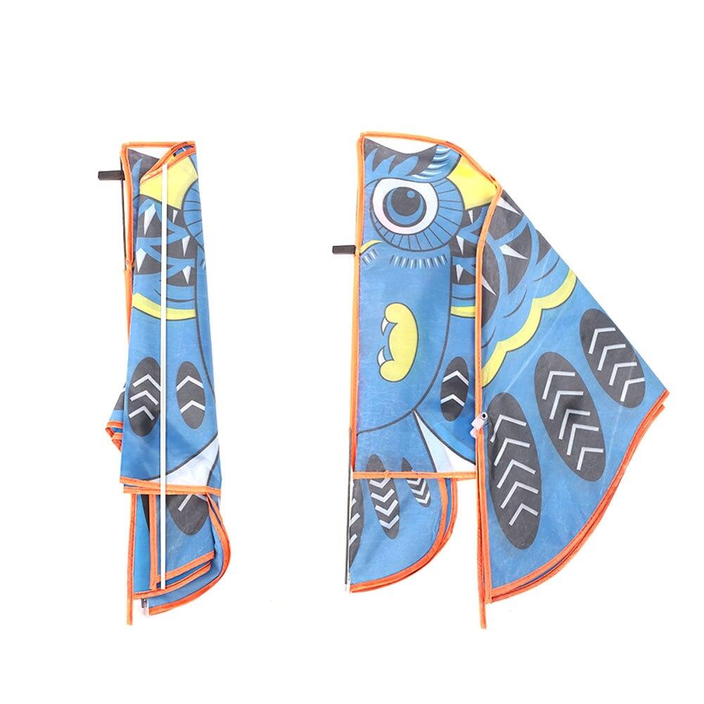 """Воздушный змей """"Сова"""" воздушный змей детский воздушный змей """"Сова"""" цвет рандомизированный полиэстер упражнения хорошая погода пустые пространства красивые спортивные Орел дети"""