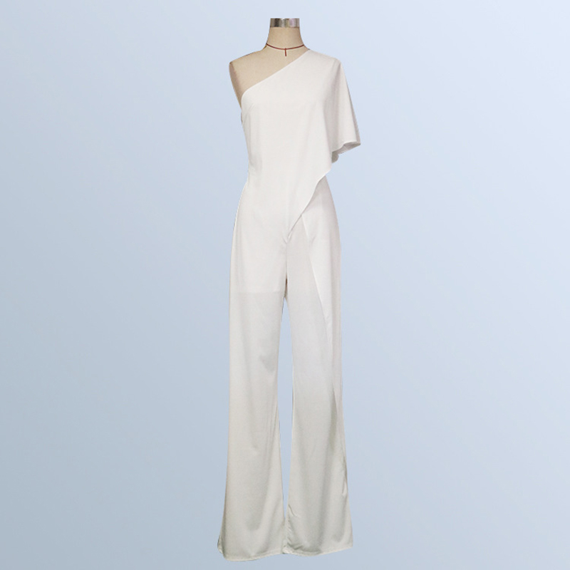 MUXU body feminino romper sexy body suit combinaison femme romper women white jumpsuit womens rompers elegant jumpsuit plus size 4