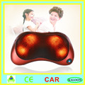 Cervical shoulder the whole body massage pillow on-board household multifunctional massager cushion for leaning on a pillow