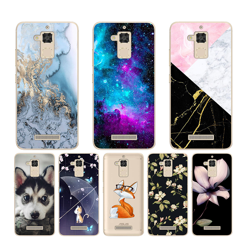 Phone Bags & Cases I Am Alone Phone Cover For Asus Zenfone 3 Max Zc520tl 5.2 Inch Solf Tpu Silicone Color Paint Fashion Mobile Cover Can Customized Fast Color