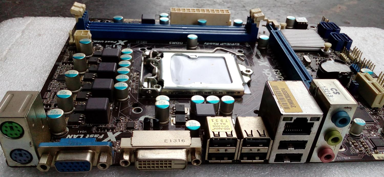 Asrock H71M-DG3 Intel Rapid Start 64 BIT