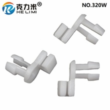 KE LI MI Nylon Long Lock Rod Clips Universal Car Door Fixed Snaps Auto