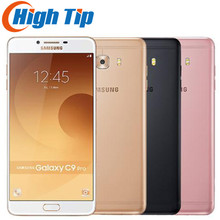 Galaxy C9 Pro C9000 Samsung 4G LTE mobile phone Octa core Android 6GB RAM 64GB ROM 16MP Camera 6'' Cell Phone