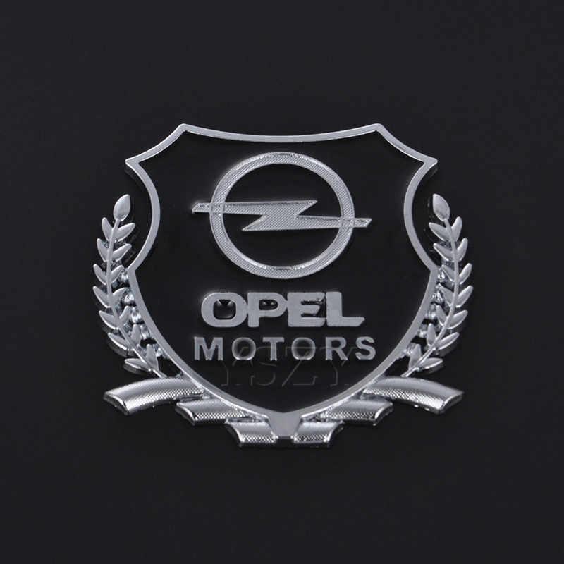 Adesivos de carro MOTORES VIP Do Emblema Do Emblema Decalques para Opel Astra Antara Zafira Corsa Insignia Meriva Combo R Aglia Mokka X adam Ampera