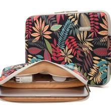 2018 Inner Zipper Bag 2 Layer Netbook Laptop Sleeve Case Com