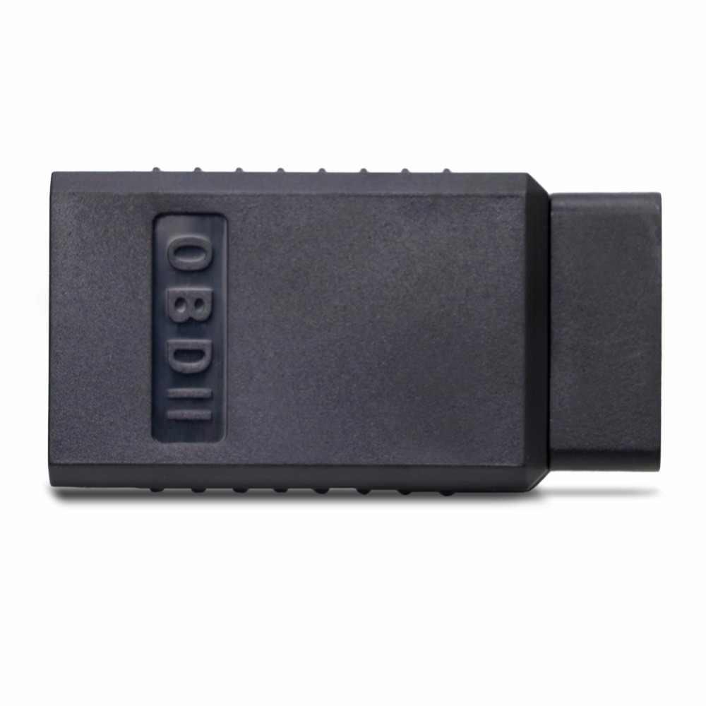 OBD2 adaptador de escáner automático herramienta de escaneo para iPhone iPad iPod ELM327 OBD 2 HERRAMIENTA de escaneo automático