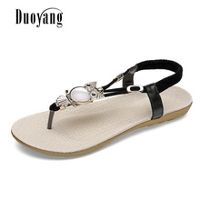 Women sandals 2016 Rhinestone sandals women Summer shoes fashion sandals women shoes