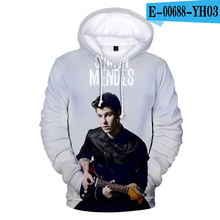 Shawn Mendes Sweatshirt Long Sleeve Tracksuit Pullover Harajuku Oversized Hoodies Women Hip Hop Kpop Shawn Mendes Clothes Unisex shawn mendes tokyo