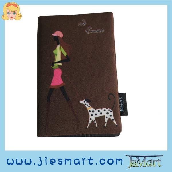 JE COLLECTION NICOLE card folder abstract art