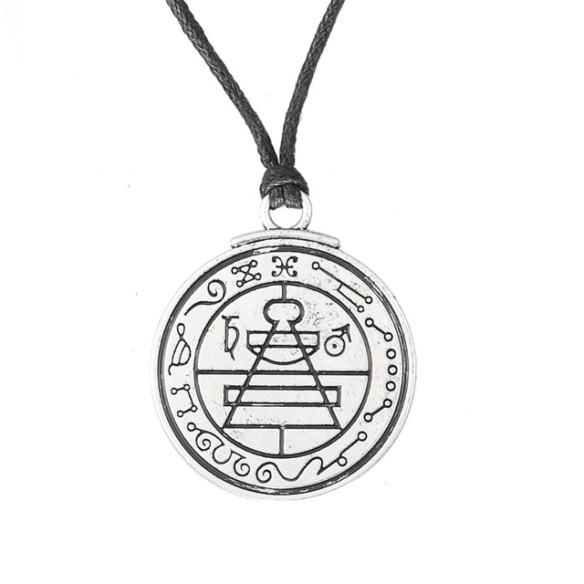 My shape talisman secret seal of solomon pentacle pendant hermetic my shape talisman secret seal of solomon pentacle pendant hermetic enochian kabbalah pagan wiccan jewelry necklace aloadofball Choice Image