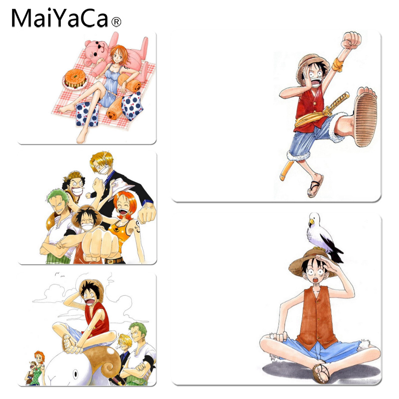 MaiYaCa One Piece Large Mouse pad PC Computer mat Size for 18x22x0.2cm Gaming Mousepads