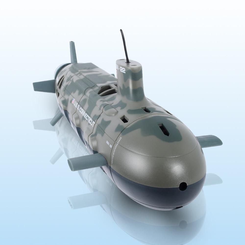 RC Подводная лодка игрушки дистанционного управления Submarino USS Seawolf подводная лодка модель для детей как подарок Remoto открытый игрушка