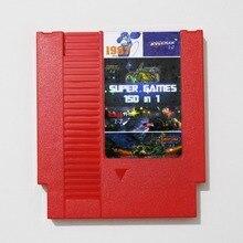 Новое Прибытие! супер Игра 150 В 1 Rockman 1/2/3/4/5/6 Карточная игра с игристые Наклейка Для 72 Pin 8 Бит Игры Игрок