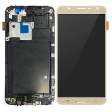 TFT LCD For Samsung J7 Nxt J701F J701M J701 J7 Core J7 Neo LCD Screen Display Touch Screen Digitizer with Frame and Home Button(China)