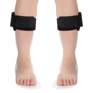 Image 3 - 4 Types Posture Correction Foot Drop Corrector Ankle Splint Braces Orthosis Foot Corrector for Left Right Foot