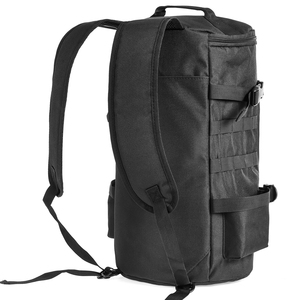 Image 4 - 23L Large Capacity Multi purpose Fishing Tackle Backpack Outdoor Fishing Tool Carry Pouch Fishing Lure Bag Rod Holder Bag Case