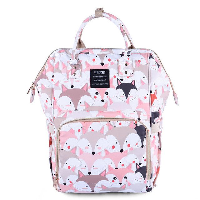 Baby Diaper Bag Backpack Fashion Mummy Maternity Bag for Mother Brand Mom Backpack Nappy Changing Bags Bolsa Maternidade