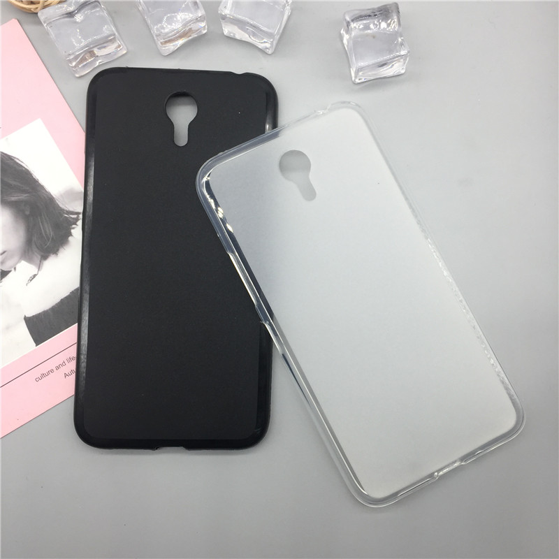 Original TPU Phone Case Covers for Lenovo ZUK Z1 Z1221 Matte Soft Silicone Back Cover Cases Capa Funda Para