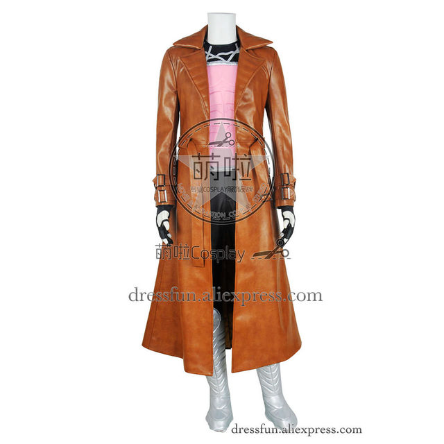 X-Men Apocalypse Cosplay All-New X-Factor Gambit Remy Etienne LeBeau Costume  sc 1 st  AliExpress.com : gambit xmen costume  - Germanpascual.Com