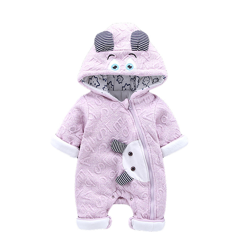 2018 New Baby Conjoined Clothes Baby Clothes Warm Baby Climb Winter Clothes Baby Rompers2018 New Baby Conjoined Clothes Baby Clothes Warm Baby Climb Winter Clothes Baby Rompers