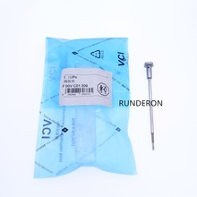 RUNDERON Diesel Fuel System Common Rail Control Valve Assy F 00V C01 309 F00VC01309 for Injector 0445 110 054 / 055 / 129 цена