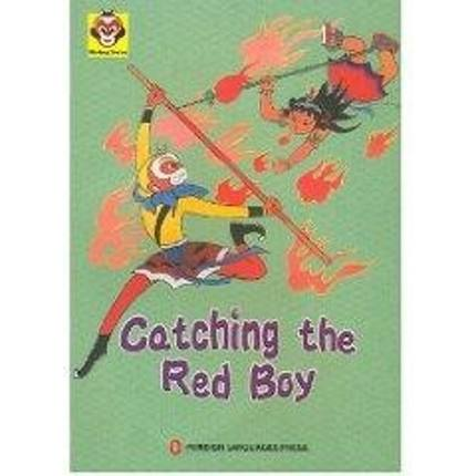 Monkey Series---Catching The Red Boy  Language English Keep On Lifelong Learn As Long As You Live Knowledge Is Priceless-489