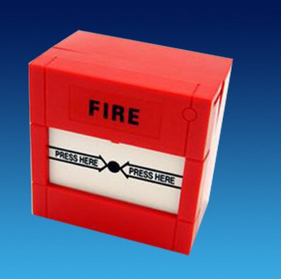 Manual call point DC24V 2 wire Conventional Manual Call Point fire font b alarm b font