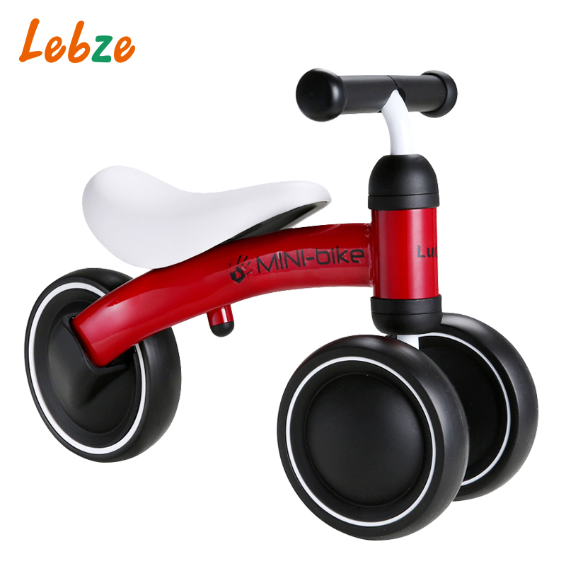 Children Ride On Toys Balance Bike Three Wheels Tricycle For Kid Bicycle Baby Walker For 1 to 3 Years Old Child Best Gift-in Ride On Cars from Toys & Hobbies    1