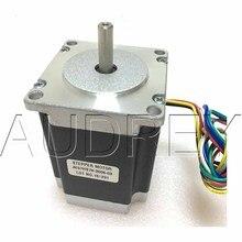57BYGH633 1.8deg 57mm 2phase NEMA23 square hybrid stepper motor 57HS76-3006 3V 3A 6-wire 1.35 N.m length 76mm 3D Laser printer