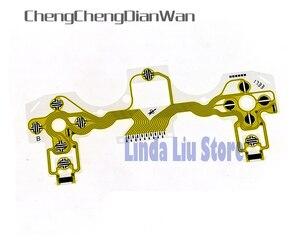 Image 1 - ChengChengDianWan 12pcs 30pcs 200pcs Original new Flexible Ribbon Cable Printed Circuit Conductive Film For PS4 2.0 Controller