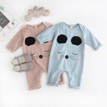 1pcs Autumn Baby Jumpsuits Cotton  Rompers Clothes Kid Children Newborn  Wear Suit Baby Body Sleeveless Jumpsuits