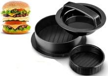Single Hamburger Press Burger Maker Turkish Patties Kitchen Meat and Poultry Tools BBQ Stuffer