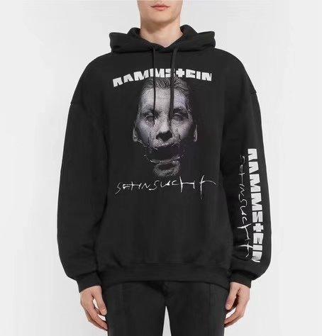 fc1bb322a8 2018 nouvelle mode meilleure qualité surdimensionné Vetements femmes  sweat-shirt à capuche pour hommes Hiphop