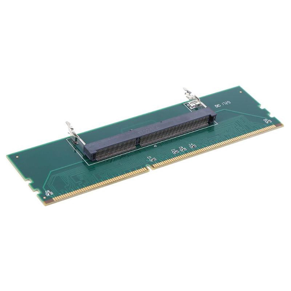 Computer-Component-Accessory Memory-Adapter-Card Desktop DDR3 New DIMM 240 204P Dimm-Connector