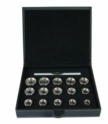 15 szt. Koperta zegarka ze stali nierdzewnej do otwierania Breitling Caseback w Narzędzia i zestawy do naprawy od Zegarki na