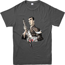 Star Wars T-Shirt, Rogue One Chirrut Imwe Inspired Top (SWRCI) Youth Round Collar Customized T-Shirts free shipping