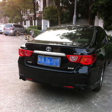 2010- Mark X Reiz ABS Пластик Неокрашенный праймер заднего крыла для TOYOTA Mark X 2010 2011 2012 2013
