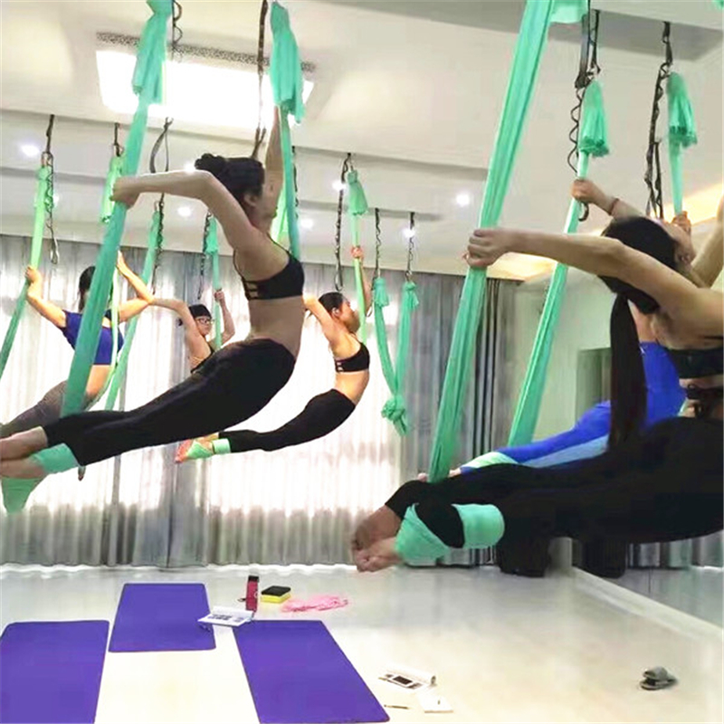 aliexpress     buy only fabric 7meters aerial yoga hammock anti gravity yoga swing 20 color options shipping by post from reliable hammock military     aliexpress     buy only fabric 7meters aerial yoga hammock anti      rh   aliexpress