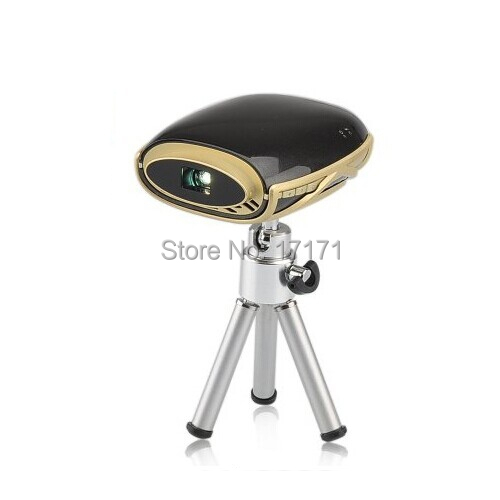 Brilliant Color Technology 16:9 60 Inch Image DLP Wireless LED Portable Projector  недорого