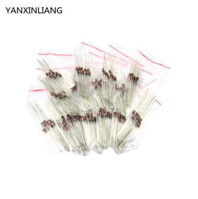 1W Zener diode 3.3V-30V 14valuesX5pcs=70pcs,Electronic Components Package,Zener