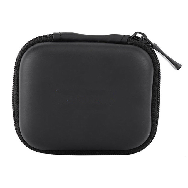 1pc Mini Storage Bag Camera Carrying Case Box 2 Colors Shockproof Design For GoPro Hero 6/5/4/3+ Sport Camera Mayitr