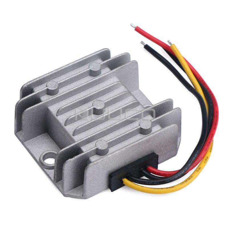 5 PCS LOT DC Buck Converter DC 5 5 32V to 1 27V 5A Adjustable Voltage