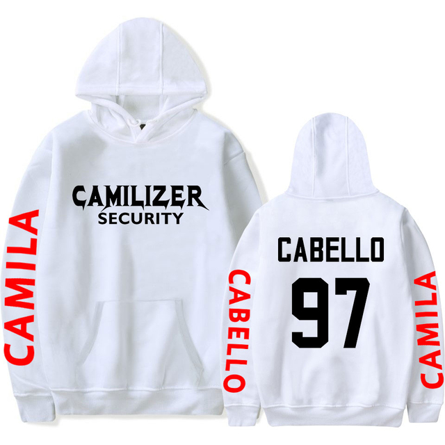 CAMILLA CABELLO THEMED HOODIE (18 VARIAN)