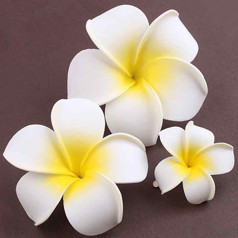 Linda flor hairpin clipes barretteds headwear para festa de casamento feminino verão praia acessórios para o cabelo tamanho s m l