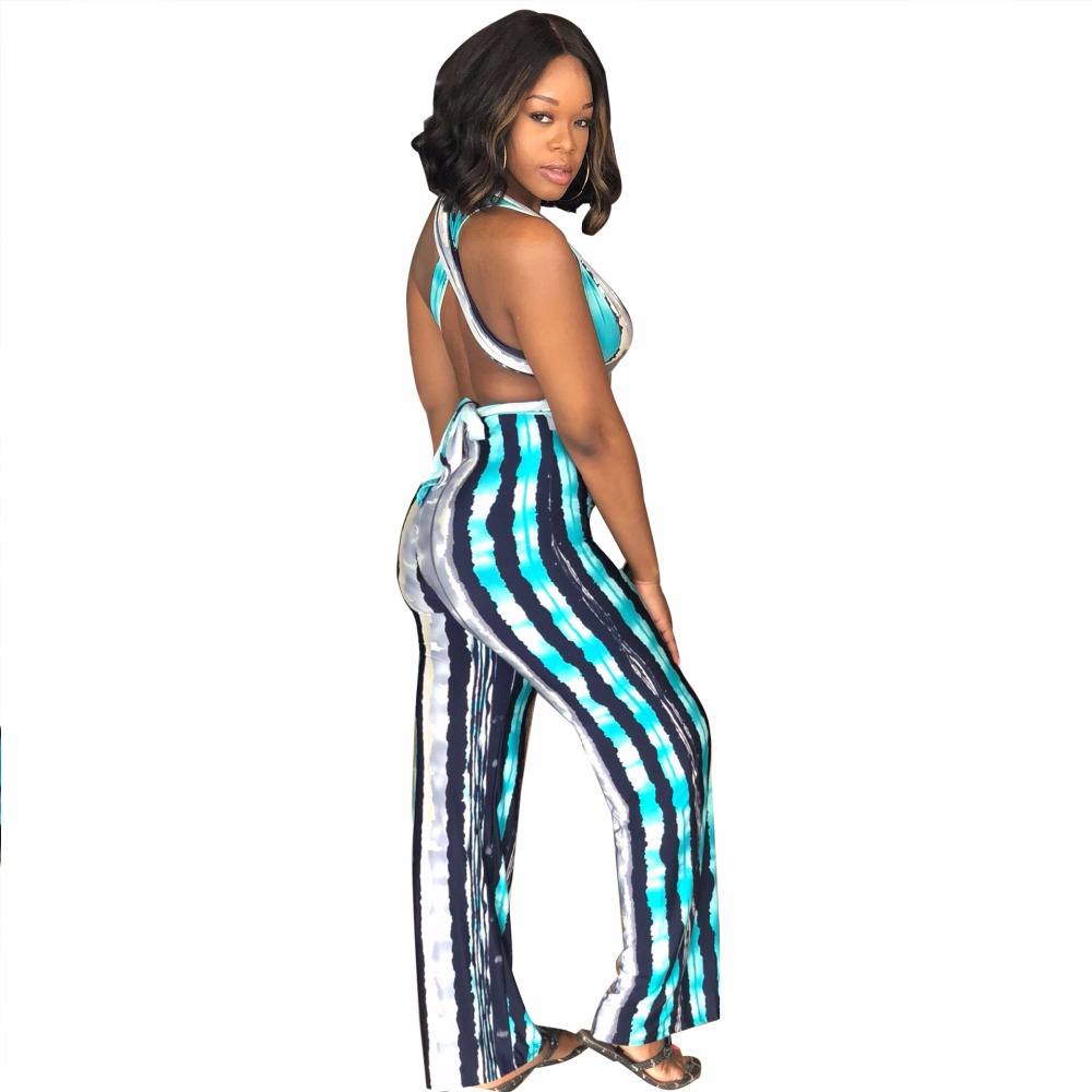 Fashion women jumsuits & rompers sexy hot elegant fashion women lace up jumpers European and American style for ladies