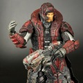 NECA gears of war Modified version Stealth  7 inch DominicSantiago Action graph Game set model