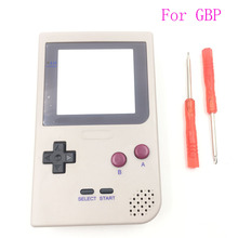 For DMG 01 Limited Edition Grey Full Housing Shell Buttons Mod Repair for Nintendo Game Boy Pocket GBP