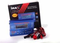 Freeshipping 80W Imax B6 LCD Screen RC Lipo/NiMh/Li ion/Life Battery Lipro Balance Charger